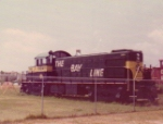 ASAB  904 is stuffed and mounted at a local park in Panama City by the 1980s.  The ALCOs never wore this scheme in service.